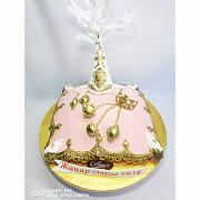 Торт Сырга Салу Торт Сырга Салу кг 4500 + декор Кульсары