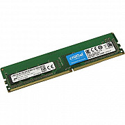DIMM DDR4 8Gb Crusial Кульсары