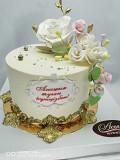Шеколадный велюр торт Кульсары