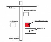 Жер Сатылады Базаға арналған Құлсары-Тенгиз жол бойында, теміржол өткелінен шамамен 300 метр жерде. Тоқ, газ қасында. Көлемі 0.1000га, 25 х 40 метр (Үлкейтуге болады). Кульсары