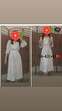 Турецкий платье крепшифон размеры-42-44-48 Онлайн Кульсары